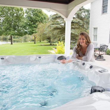 The Grizzly Bear Hot Tub Company portfolio