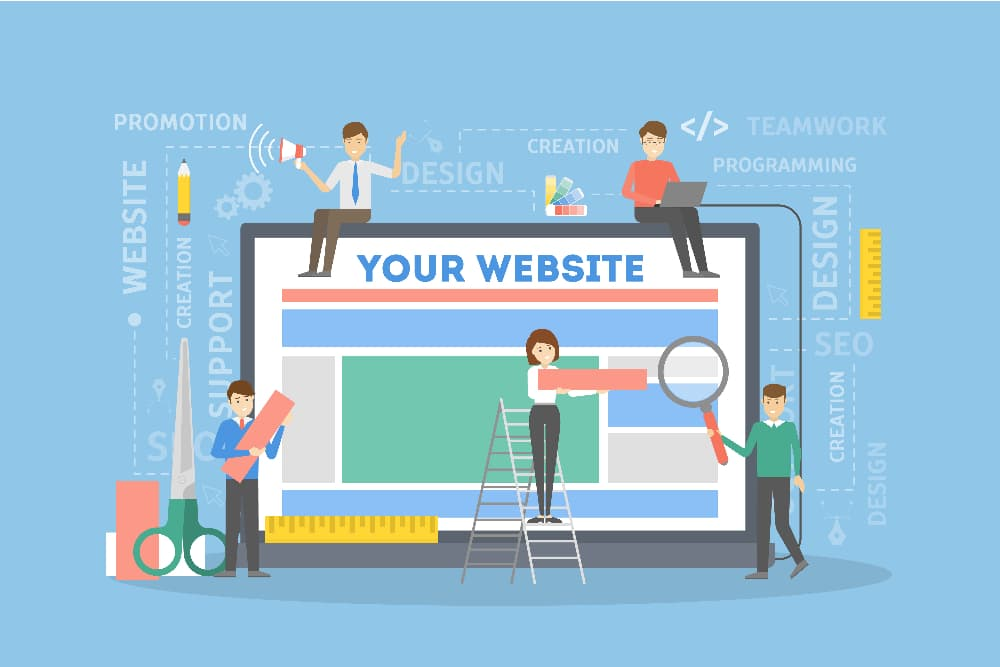 The importance of a good quality website