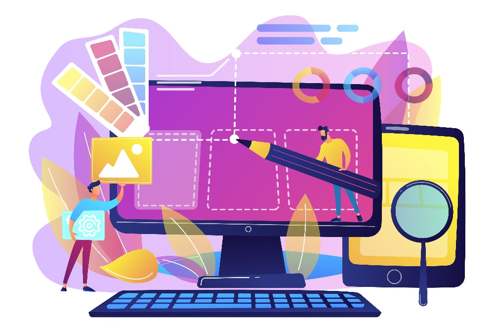 How website design affects user experience